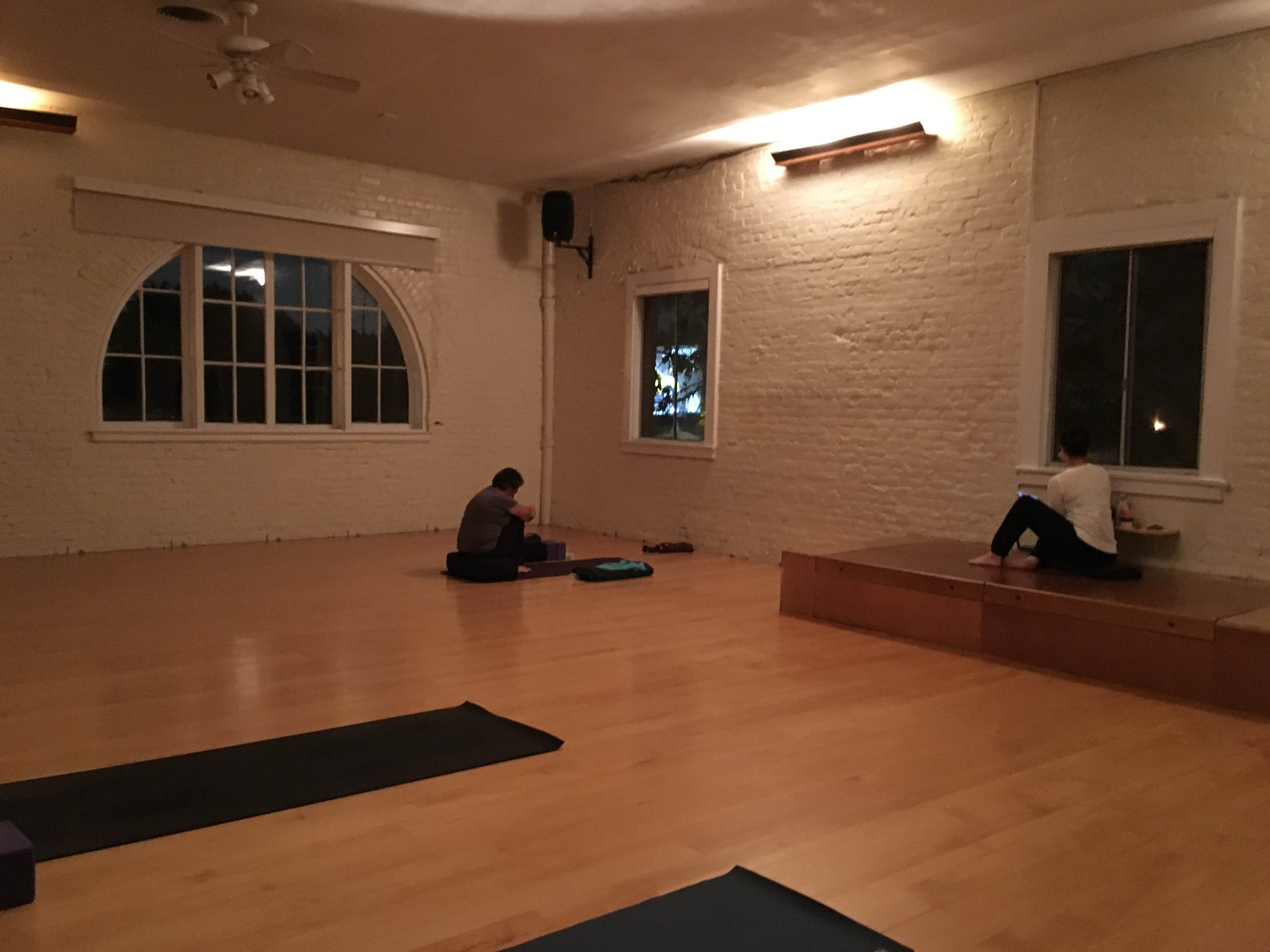 Restorative At Yogaworks West Hollywood Sweat And Repeat